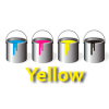 hp1050litre yellow